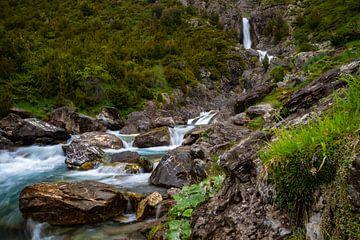 Llanos de La Larri Pyrenees Ordesa Nationaal Park van Erwin Martin