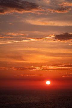 sunset  von MICHEL WETTSTEIN