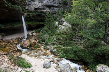 Wasserfall von Lars Korzelius