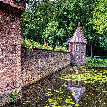 Wasserschloss Haus Welbergen von Peter van Nugteren