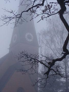 Nebel 04 von Ilona Picha-Höberth