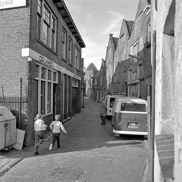 Holster kleine Spuistraat 1 von Dordrecht van Vroeger