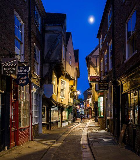 Harry Potter The Shambles York van Eriks Photoshop by Erik Heuver