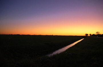 Texel Landschap 029 van Starworks Lien van der Star