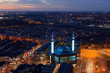 Ulu moskee in Utrecht van Donker Utrecht