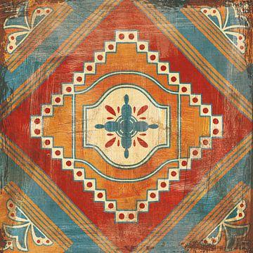Marokkaanse tegels v v2, Cleonique Hilsaca van Wild Apple