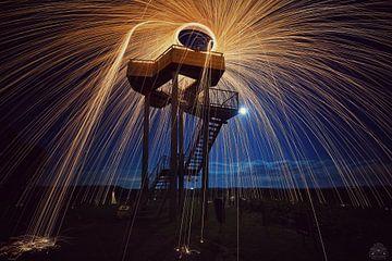 Leuchtturm von Samantha van Asperen