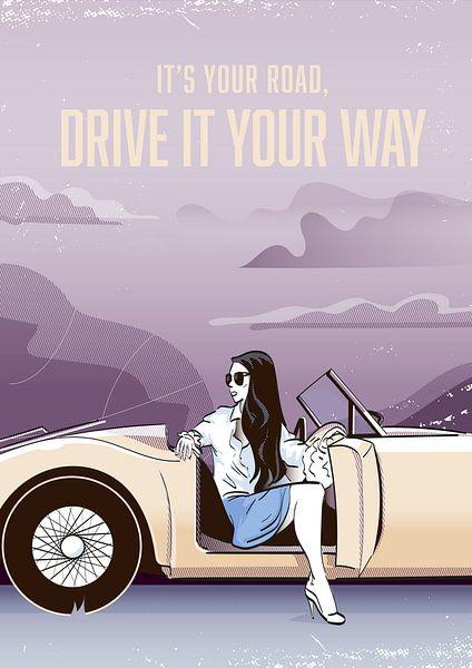 Its your road von Wilco Hoekman