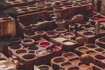 Die Gerber von Marrakesch von Danny Vermeulen