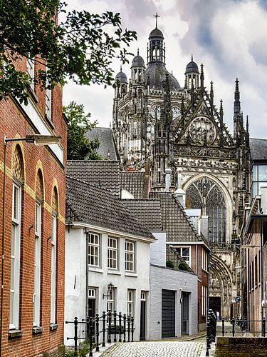 Sint Jan Den Bosch von Jacq Christiaan