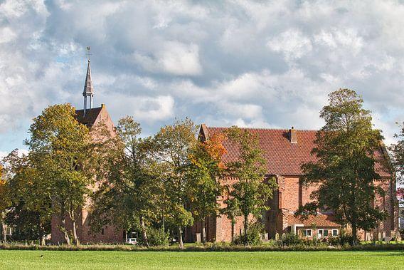 De kerk van Garmerwolde
