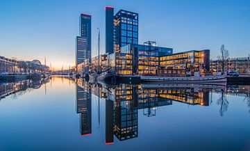 Leeuwarden Skyline von