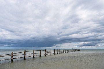 Der Nordstrand auf dem Fischland-Darß von Rico Ködder