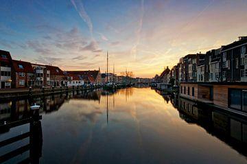 't Galgewater In Leiden van Martijn van der Nat