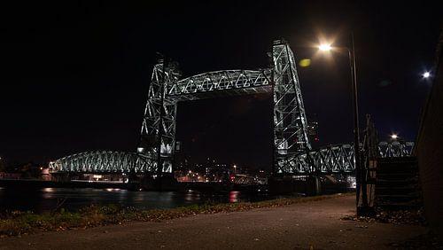 De Hef Rotterdam by Night