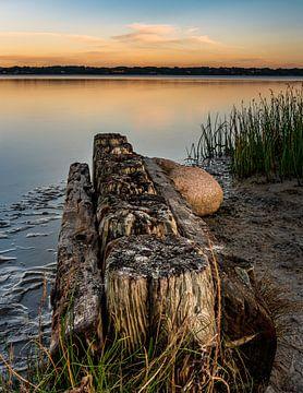 Ostsee am Morgen von Jens Sessler