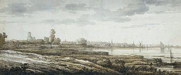 Ansicht von Dordrecht, Aelbert Cuyp