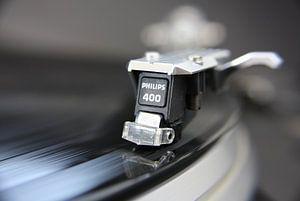 Vinyl van