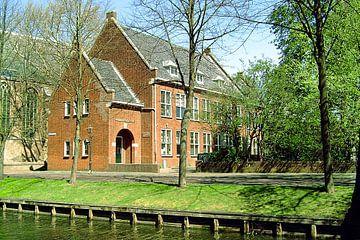Oud schoolgebouw van Frank Kleijn