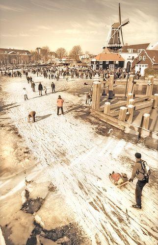 Haarlem Spaarne van Dalex Photography