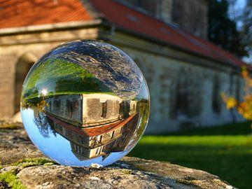 Braunschweig, Klosterkirche Riddagshausen, Glaskugel-Fotografie von RaSch-BS_Design