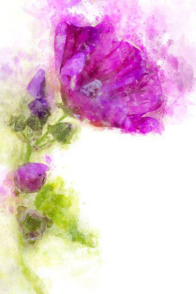 Bloemen 12 van Silvia Creemers