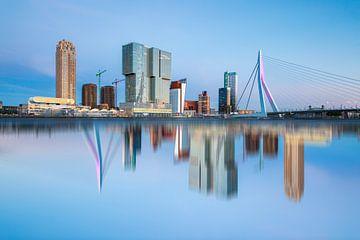 Rotterdam Skyline von Steven Dijkshoorn