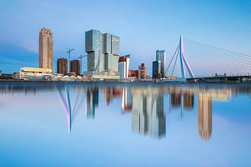 Rotterdam Skyline sur Steven Dijkshoorn