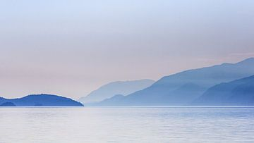 Telegraph Cove - Vancouver Island von