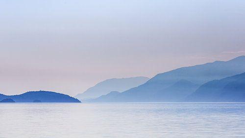 Telegraph Cove - Vancouver Island van Jurjen Veerman