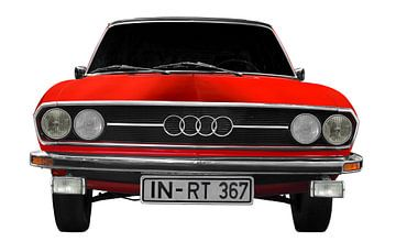 Audi 100 C1 in originele kleur van aRi F. Huber
