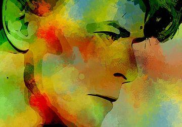 David Bowie van Yolanda Bruggeman