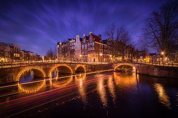 Amsterdam Keizersgracht von Albert Dros