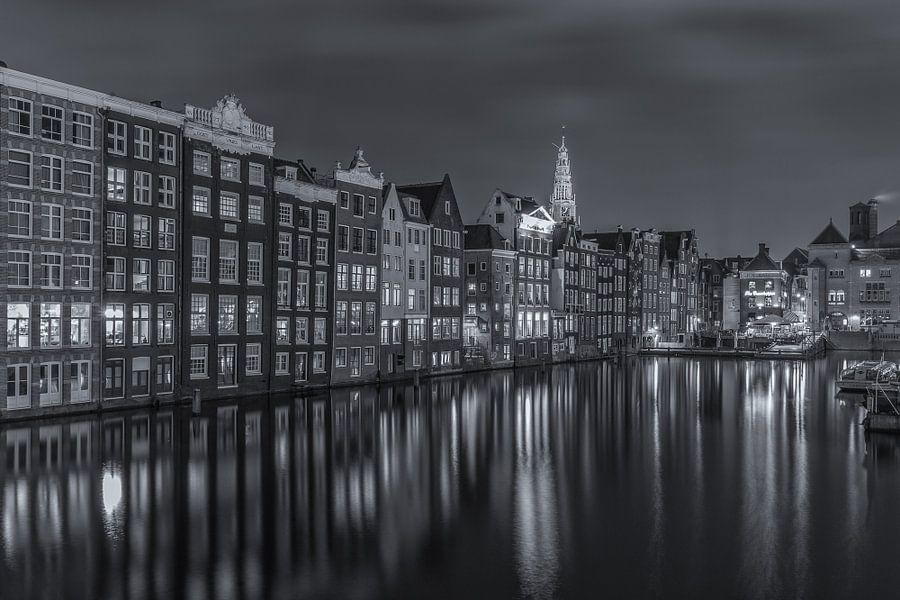 Amsterdam by Night - Damrak - 1