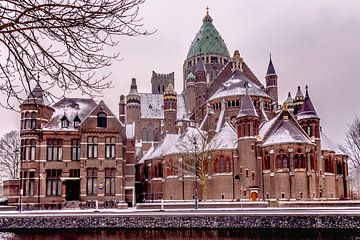 Kathedrale basiliek Sint Bavo van Bart Veeken