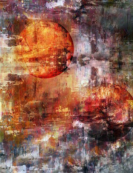 Worlds Apart van Jacky Gerritsen