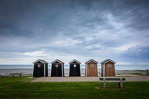 Strandhuisje in Sainte-Marguerite-sur-mer