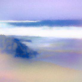 Dreaming of the African Coastline van Ineke Huizing
