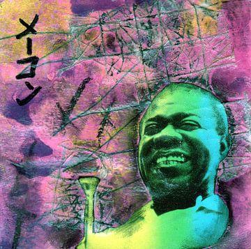Ode aan Louis Armstrong van Atelier Liesjes