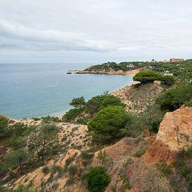 De Portugese kust sur Marco Bakker