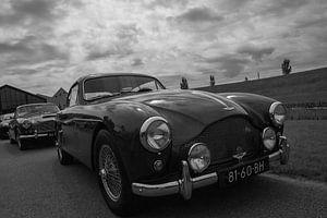 Aston Martin  DB 2-4 van Ton Tolboom
