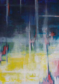 Abstrakt verschwommen van Susanne A. Pasquay