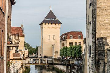 Geul-Tor in Valkenburg, Limburg die Niederlande von Evelien Heuts-Flachs