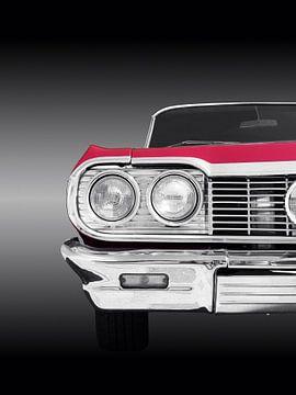 Voiture américaine classique Impala 1964
