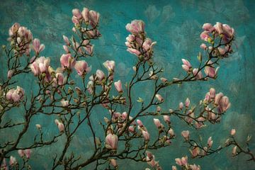 Magnolia time van Faeline Creations
