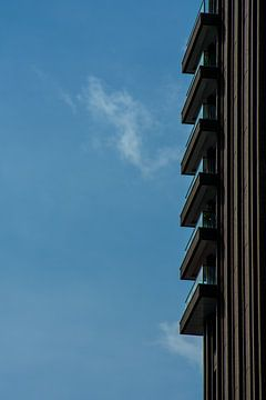 Balkone von Jan van Voorst Vader