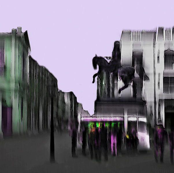 Haagsche sfeertjes | Paleis Noordeinde