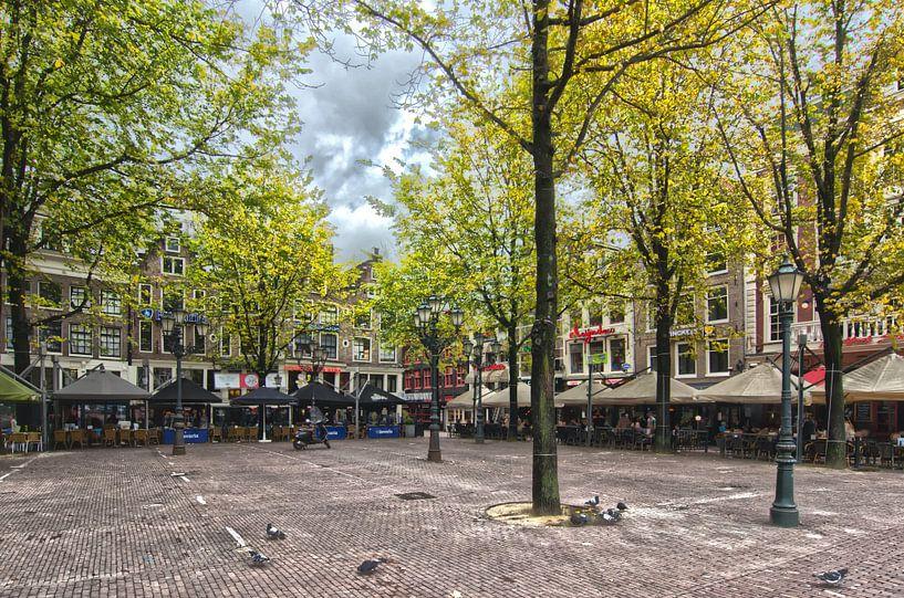 Het Leidseplein in Amsterdam.  van Don Fonzarelli