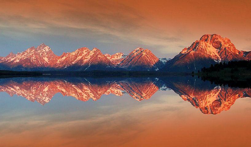 Grand Teton National Park van Renate Knapp