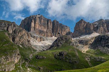 Weltnaturerbe Dolomiten von Richard van der Woude